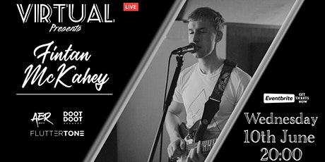 Virtual Live presents Fintan McKahey tickets