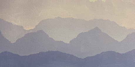 Misty Mountains Stenciling with Brenda Dwyer tickets