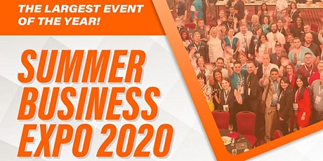 Summer Business Expo 2020 tickets
