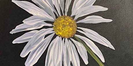Daisy Painting | Brenda Dwyer, instructor tickets