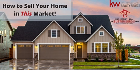 Virtual Seminar: How to Sell Your Home in THIS Market! tickets