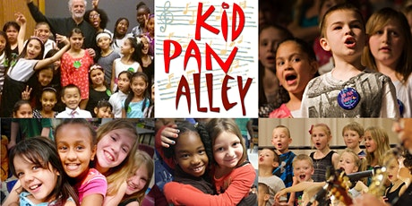 Songwriting Workshop with Kid Pan Alley (two day event) tickets