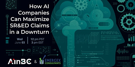 How AI Companies Can Maximize SR&ED Claims in a Downturn tickets