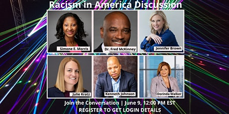 Racism in America - A Discussion with Diversity & Inclusion Thought Leaders tickets