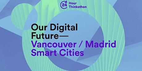 Vancouver/Madrid Online Thinkathon tickets
