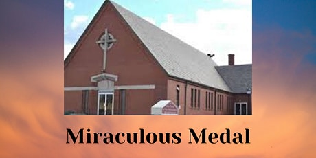 Christmas Masses at Miraculous Medal tickets