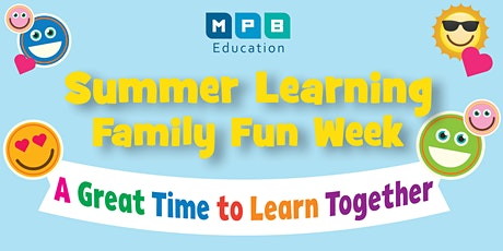 Summer Learning Family Fun Week tickets