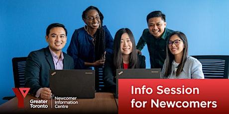 YMCA Newcomer Information Center -  Healthy Mind Matters tickets