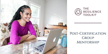 Post-Certification Group Mentorship - July | 12pm PDT tickets
