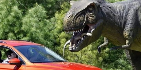 Dinosaur Drive-Thru:  Mon June 8th  - COVID 19 Safe tickets