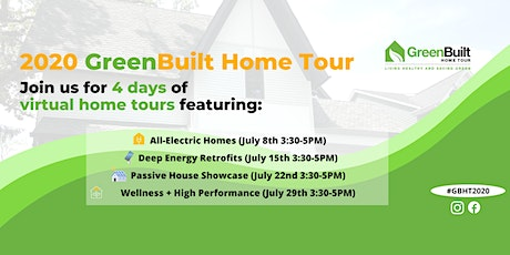 GreenBuilt Home Series: Passive House Showcase tickets