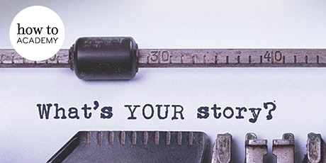 How to Write a Life Story – a Four-Part Online Masterclass   Frances Wilson tickets