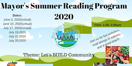 Mayor's Summer Reading Club w/ WAWA 2020 tickets