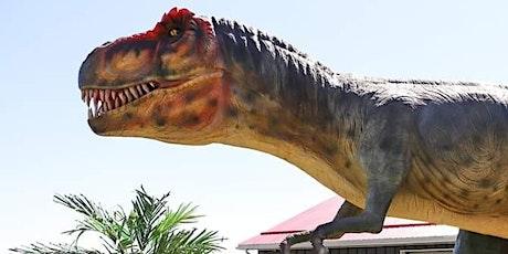 Dinosaur Drive-Thru:  Tuesday June 9th  - COVID 19 Safe tickets