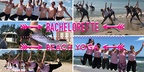Bachelorette Beach Yoga & Events tickets
