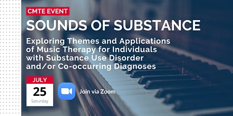 CMTE: Sounds of Substance tickets
