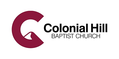 Colonial Hill Baptist Church - Sunday, June 14- 9:00 a.m. Service tickets