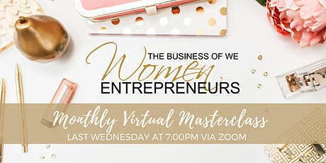 The Power of The Mastermind - VIRTUAL Masterclass tickets
