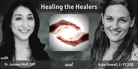 Healing the Healers tickets