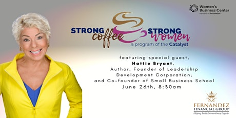 Strong Coffee Strong Women tickets