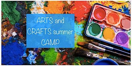 Creative Arts & Crafts Camp tickets