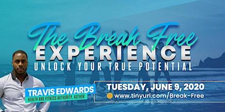 The Break Free Experience tickets