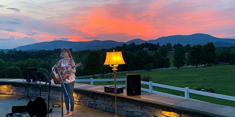 Wine on the Terrace with Musician Mallory Blackwood tickets