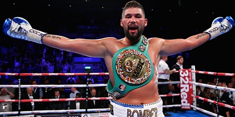An Evening with Tony Bellew at the Vale Sports Arena, Cardiff tickets