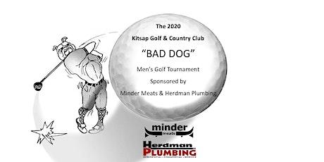 2020 Men's Bad Dog Tournament tickets