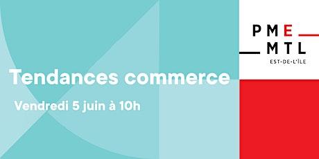 Tendances Commerce billets