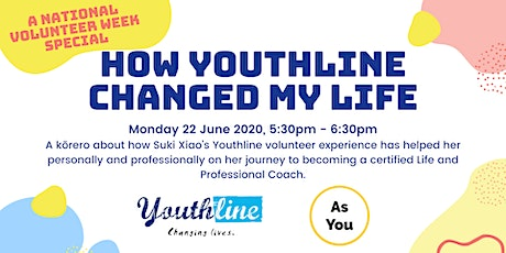 How Youthline Changed My Life tickets