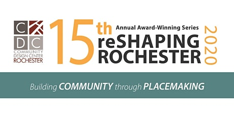 Reshaping Rochester Luncheon with Toni Griffin (Webinar) tickets