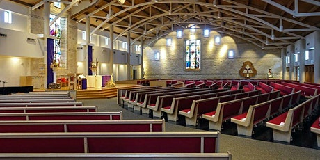 Holy Trinity Weekend Mass (June 6th & 7th) tickets