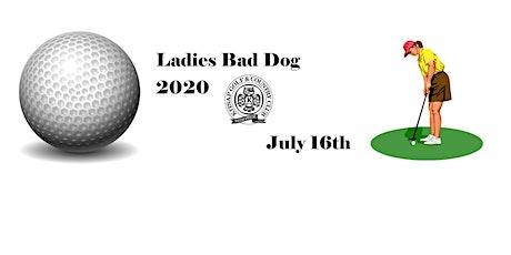 2020 Women's Bad Dog Tournament tickets
