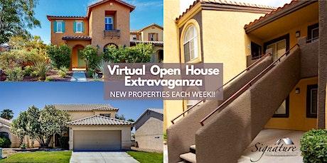 Virtual Open House Extravaganza tickets