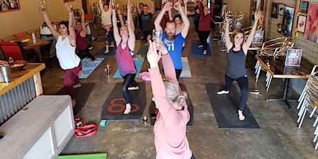 Hair of the Downward Dog Yoga and Beer! tickets