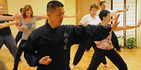 Try Tai Chi/Ki Gong Free Online Live Class tickets