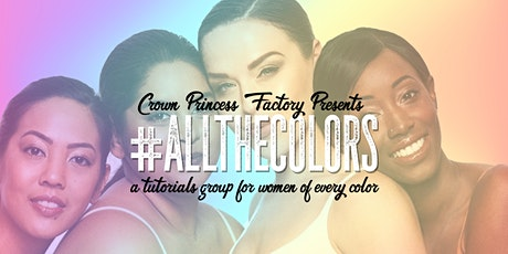 #allthecolors June CPF Mega tickets
