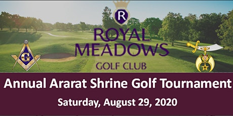 Royal Meadows Golf Club Host Ararat Shrine Tournament tickets