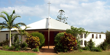 Sunday Mass  9.00am St Mary's Church Buderim tickets