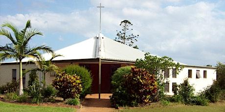 Sunday Mass  9.00am St Mary's Church Buderim tickets