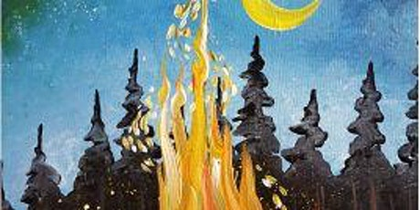 An Evening W/ Paintergirl~ Canadian Campfire~Paint of Interest tickets