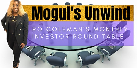 Ro Coleman's Investor Round Table tickets