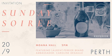 Sunday Soirée with Laurent-Perrier tickets