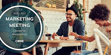 Coorparoo Marketplace Retailer Marketing Meeting tickets