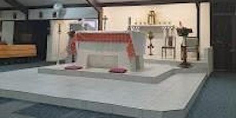 Holy Mass - St Pius X Church, Salisbury -  5.30pm Wednesday 17 June 2020 tickets