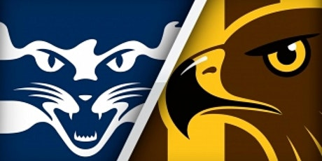 Geelong vs Hawthorn Super Box Experence. tickets