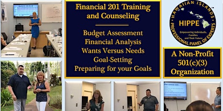 HIPPE Financial 201 Training and Counseling Workshop tickets
