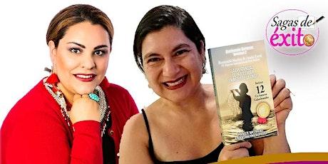 """Copy of Lanzamiento del libro  - """"Quebrando Barreras"""" vol.2 tickets"""