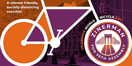 Bike the 56th: World Bicycle Day! tickets